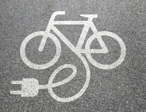 Charging Camden – Ergro Installing E-Bike Points