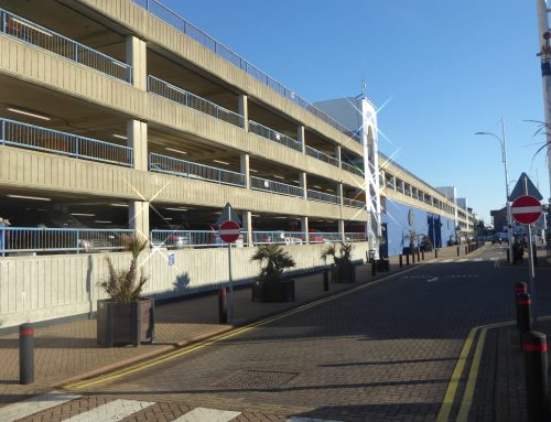Completion of lighting upgrade works at Brighton Marina