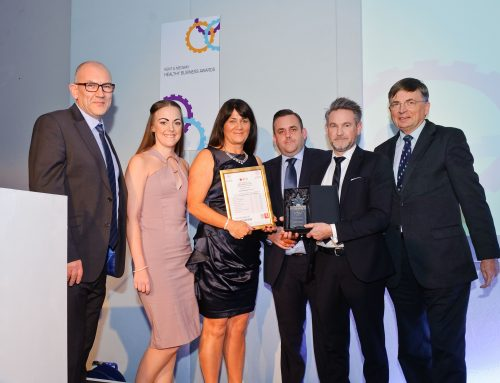 Ergro achieve excellence at The Kent & Medway Healthy Business Awards