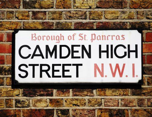 It's Good News From Camden…